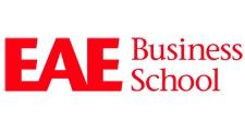 logotipo de eae escuela de administracion de empresas